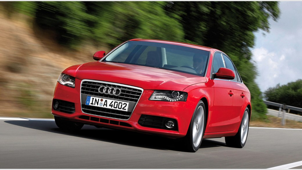 The Audi A4 Avant 2.0 TDI has great diet