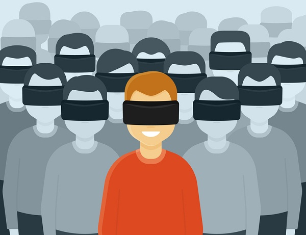 Virtual reality and addiction