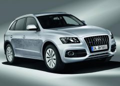 Audi Q5 Hybrid: An SUV Without Bad Fumes