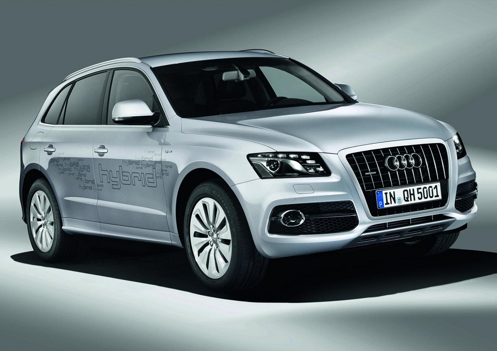 Audi Q Hybrid An SUV Without Bad Fumes Super Smart - Audi all series