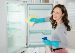 Nine tricks to leave the refrigerator as new and keep it clean after the holidays
