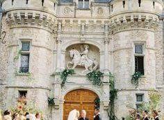 Six Amazing Castle Wedding Venues