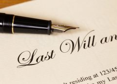 What can you leave in your will?