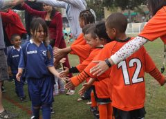 How to build great sportsmanship in young athletes