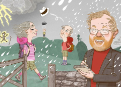 Travel Britain with Bill Bryson